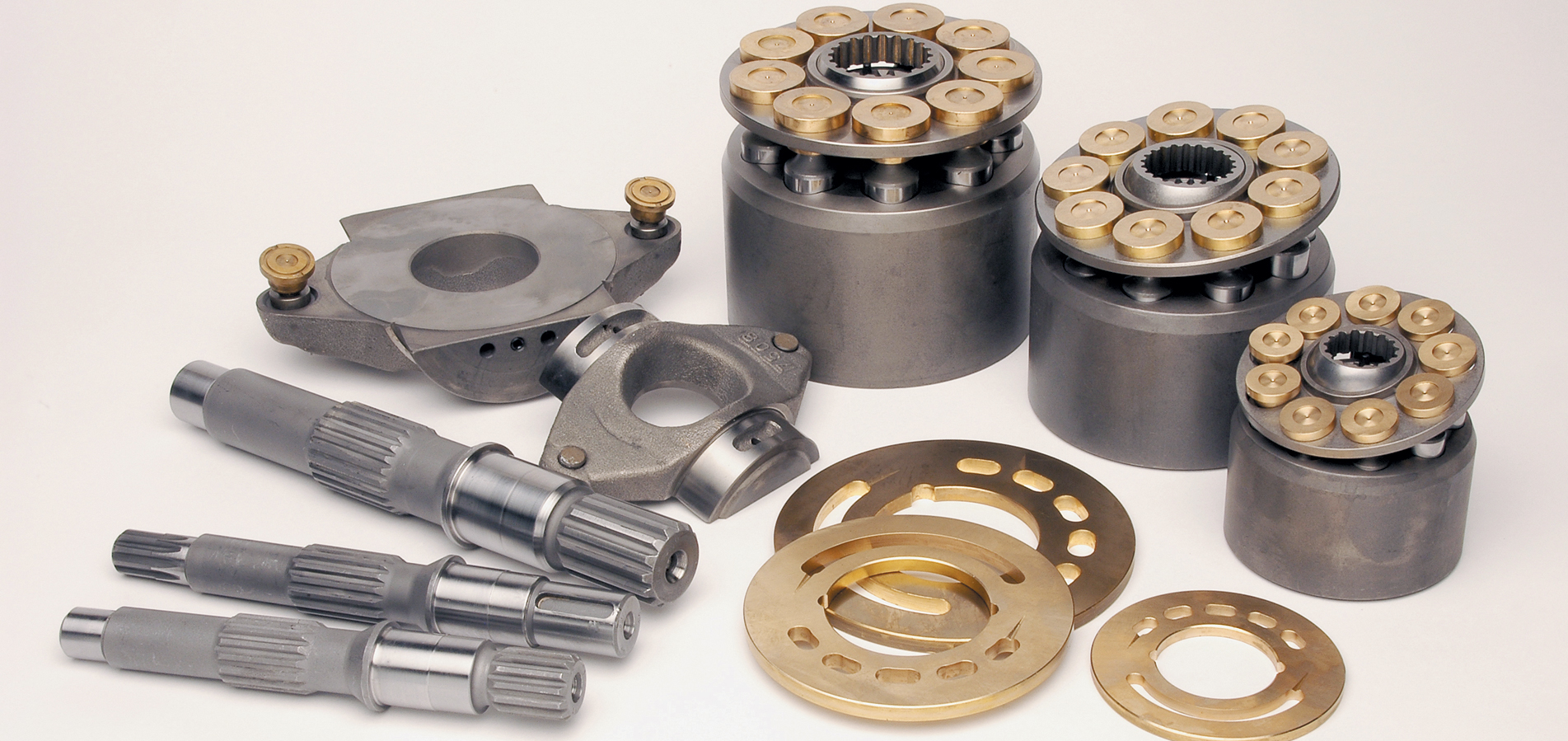 valves and components